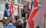 15 giugno 2016 - manifestazione unitaria VV.F.