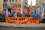 15 Novembre 2019 - intervento conclusivo Mannone - manifestazione unitaria VVF