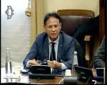 27 Novembre 2019 Commissioni riunite I Affari costituzionali e IV Difesa - audizione di rappresentanti di organizzazioni sindacali dei direttori penitenziari