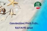 CONVENZIONI FNS CISL ESTATE 2018