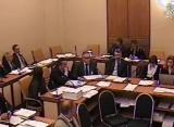 """2019 Nov - Audizione I Commissione Aff. Cost. Senato - """"Vittime del dovere"""""""