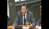 Intervento Commissione Aff. Costituzionali - VV.F. Discontinui e Volontari