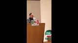 16.01.2018 - Incontro PD - sindacati comparto sicurezza