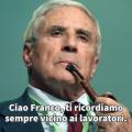 E' scomparso Franco Marini - uno dei padri fondatori della Cisl