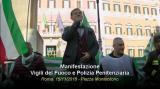 Sintesi intervento Pompeo Mannone - manifestazione 15.11.208