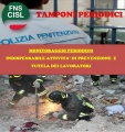Pandemia Covid-19. Richiesta di  tamponi  periodici al  personale Corpo Vigili del Fuoco e  Corpo di  Polizia Penitenziaria