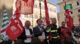 17/10/17 - Manifestazione unitaria, intervento Segr. FNS CISL